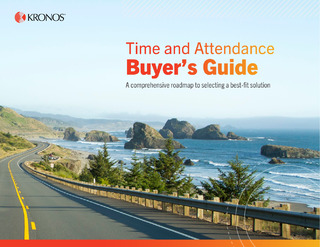 Time and Attendance Solution Guide