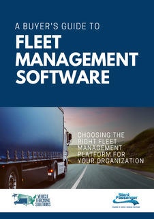 A Buyer's Guide To Fleet Management Software