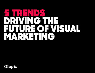 5 Trends Driving the Future of Visual Marketing