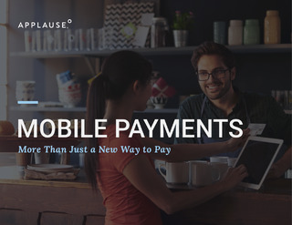Mobile Payments-More than just a new way to pay