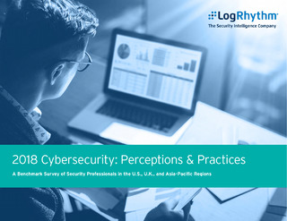 2018 Cybersecurity: Perceptions and Practices Benchmark Survey