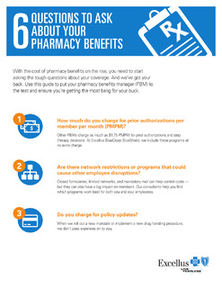 Start a healthy conversation about pharmacy benefits with these six questions