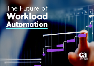 The Future of Workload Automation