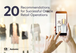 20 Recommendations for Successful Oracle Retail Operations