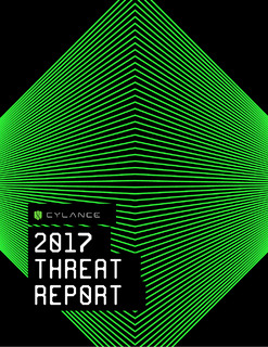 Cylance 2017 Threat Report