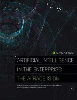 Artificial Intelligence in the Enterprise: The AI Race is on