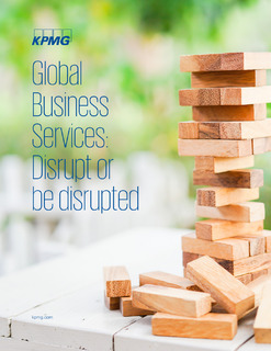 How to prepare for the next big trend in Global Business Services