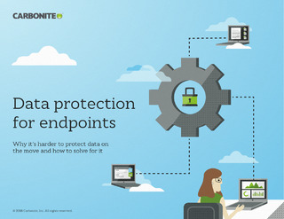 Why it's harder to protect data on the move and how to solve for it