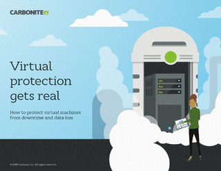 How to protect virtual machines from downtime and data loss