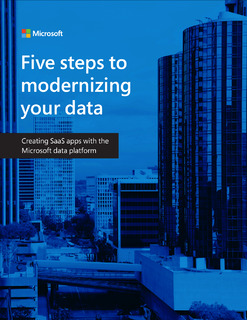 5 Steps To Modernizing Your Data