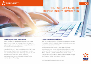 The Hustler's Guide to Business Energy Comparison
