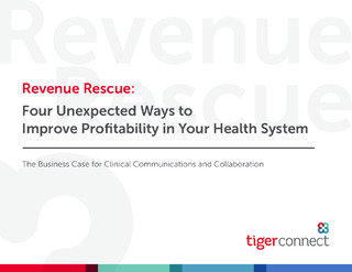 Revenue Rescue: Four Ways to Improve Profitability For Your Health System