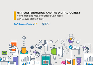 IDC HR Transformation and the Digital Journey Guide