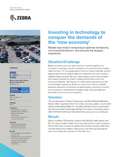 Investing in technology to conquer the demands of the 'now economy'