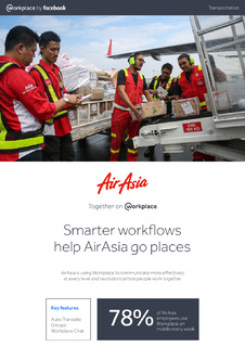 Smarter Workflows Help AirAsia Go Places (Case Study)
