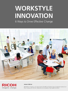 e-Book – Workstyle Innovation: 6 Ways to Drive Effective Change