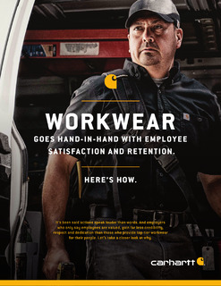 Work Wear Goes Hand-In-Hand With Employee Satisfaction and Retention
