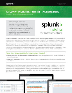 Insights for Infrastructure