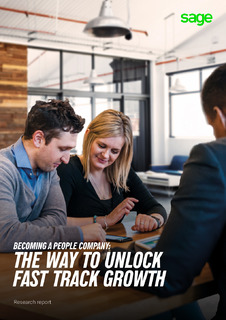 Becoming a People Company: The Way to Unlock Fast Track Growth