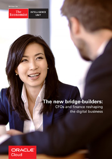 EIU: CFOs now in the Digital Driving Seat