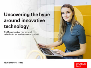 Discover What's Motivating your IT Peers about Innovation