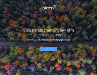 """Free ebook: """"5 Big Trends Changing Law Firm Business Acceptance"""""""