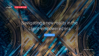 """Free ebook for Mid Law firms: """"Navigating a new reality in the client-empowered era"""""""