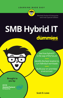 SMB Hybrid IT for Dummies