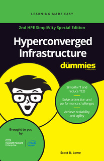 New Hyperconverged Infrastructure for Dummies – 2019 Edition