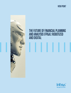 The future of financial planning and analysis (FP&A): Robotized and digital