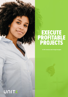 Helping You Hit Project Revenue, Margin, and Profit Targets