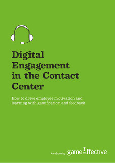 Digital Engagement in the Contact Center