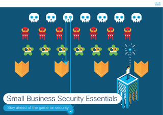 Small Business Security Essentials – Stay ahead of the game on security