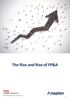The Rise and Rise of FP&A, FSN Paper