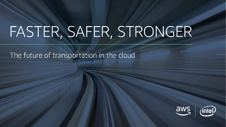 Faster, Safer, Stronger: The Future of Transportation in the Cloud