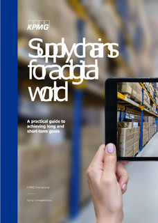 Designing and operating supply chains for a digital world