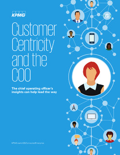 Customer Centricity and the COO