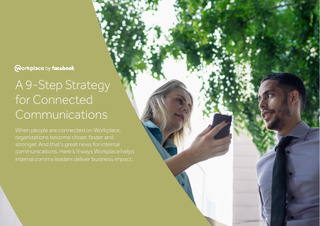 A 9-Step Strategy for Connected Communications