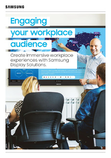 Engaging your workplace audience