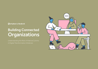 Building Connected Organisations