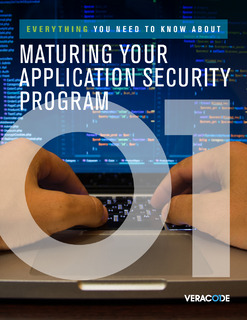 Everything you Need to Know About Maturing Your Application Security Program