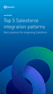 Top 5 Salesforce integration patterns