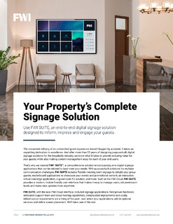 Your Property's Complete Signage Solution