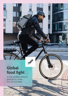 The global food fight is on