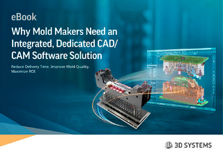 Why Mold Makers Need an Integrated, Dedicated CAD/CAM Software Solution