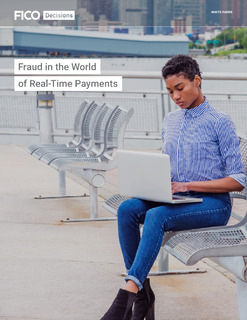Fraud in the World of Real-Time Payments