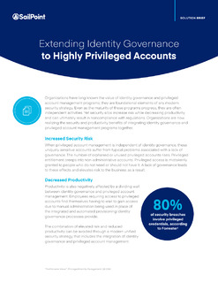Why Your Priviledge Accounts Need Integrated Identity Governance