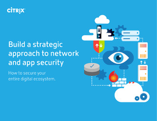 Build a strategic approach to app and network security