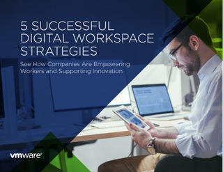VMware – 5 Successful Digital Workspace Strategies