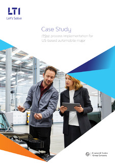 30% increase in adoption of portal with enhanced user experience for an USA based auto major